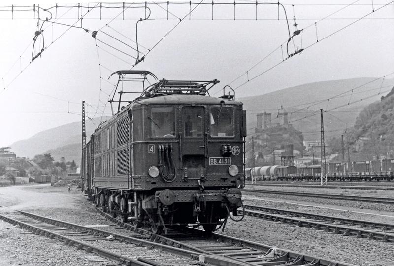 Pk 082,2 : Gare de Foix  (09) - La Saga Verte de Jean Louis - Page 3 Bb-41031