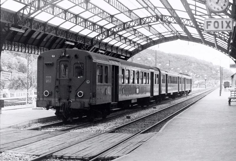 Pk 082,2 : Gare de Foix  (09) - La Saga Verte de Jean Louis - Page 3 Z-410010