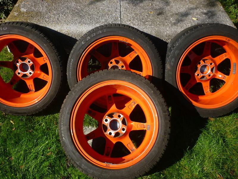 """Jantes Racing Alessio 16"""" (avec pneus) P1030620"""