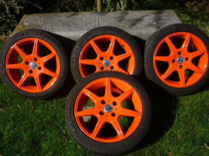 """Jantes Racing Alessio 16"""" (avec pneus) P1030621"""