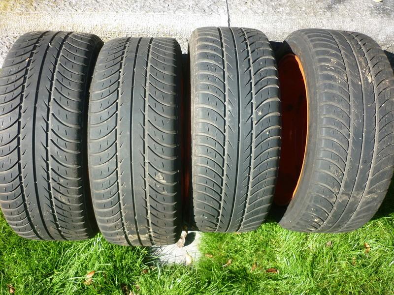 """Jantes Racing Alessio 16"""" (avec pneus) P1030622"""