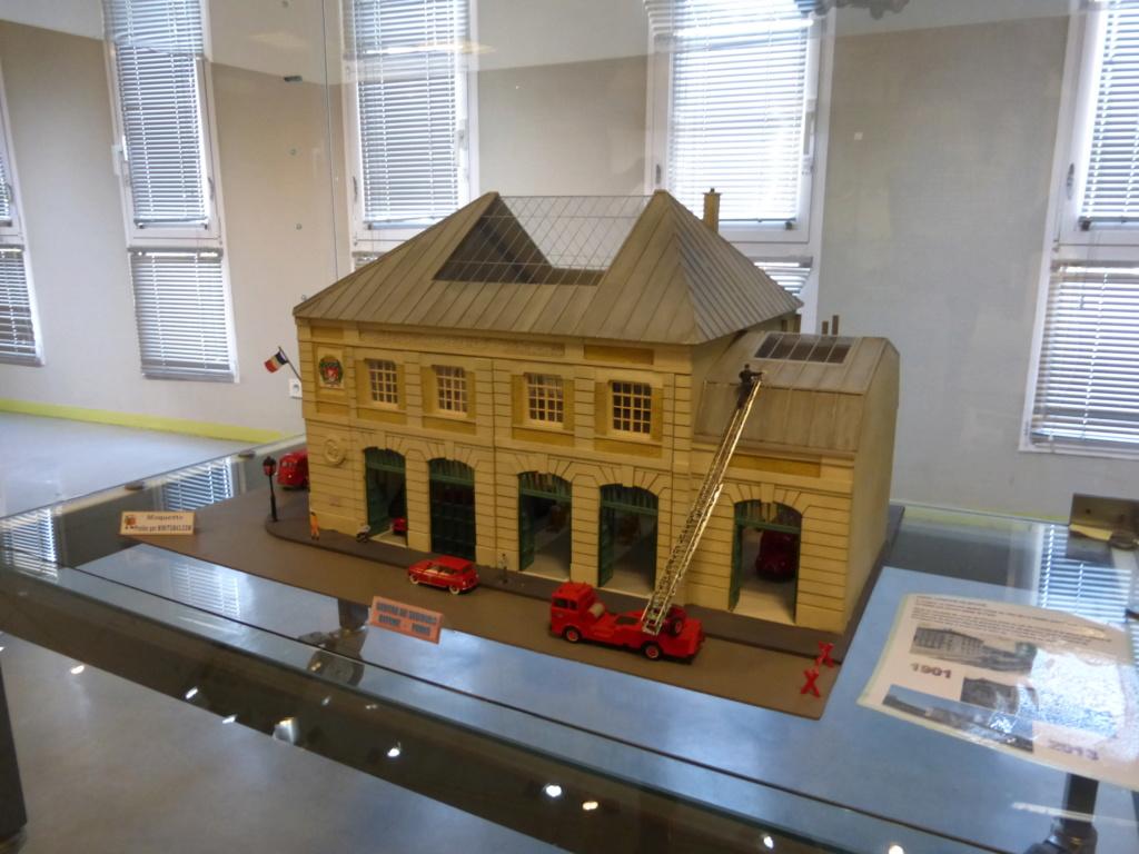 Le musée des Sapeurs Pompiers de Montville 00714