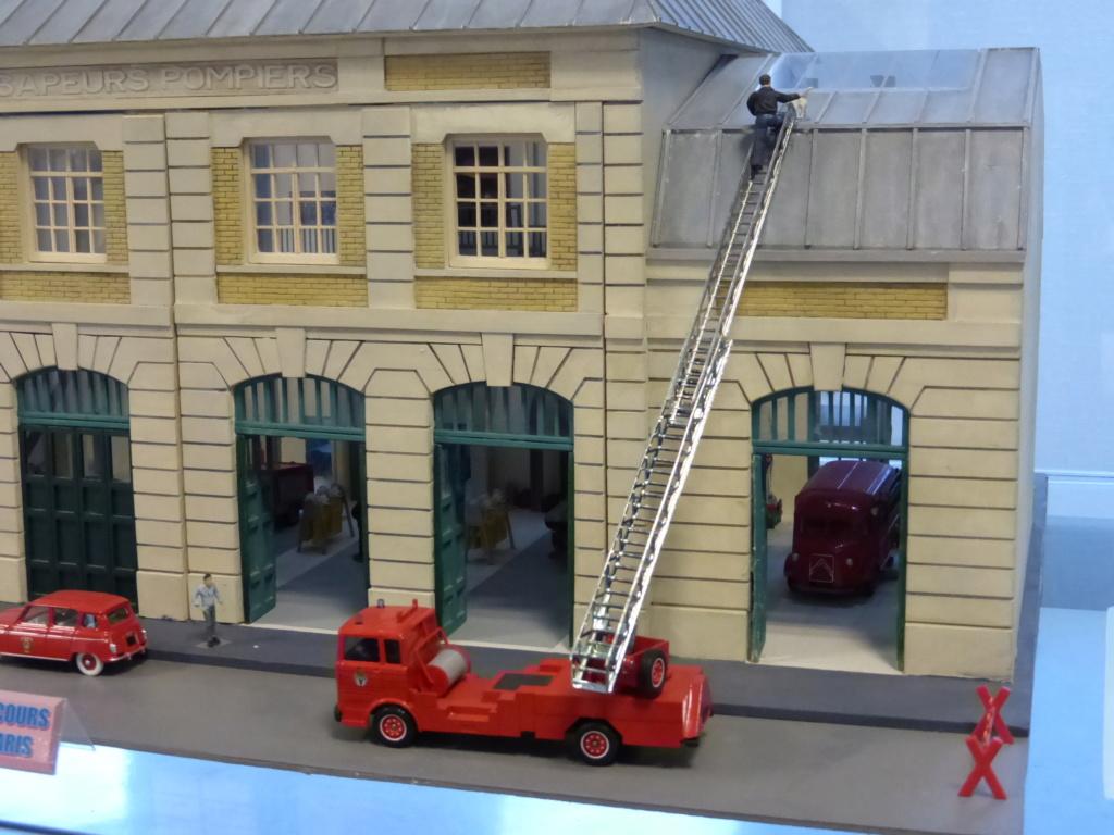 Le musée des Sapeurs Pompiers de Montville 00814