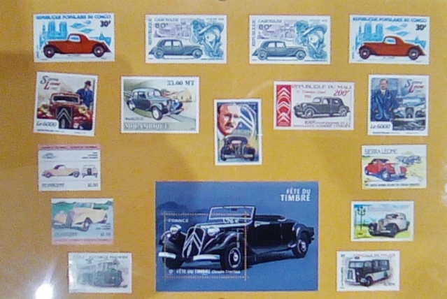 CITROEN et La POSTE  en timbres..... - Page 2 01521