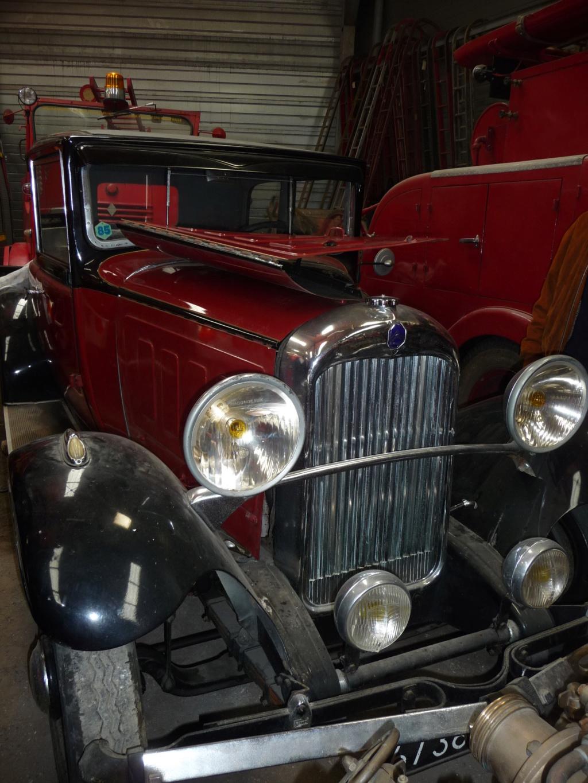 Le musée des Sapeurs Pompiers de Montville 08110