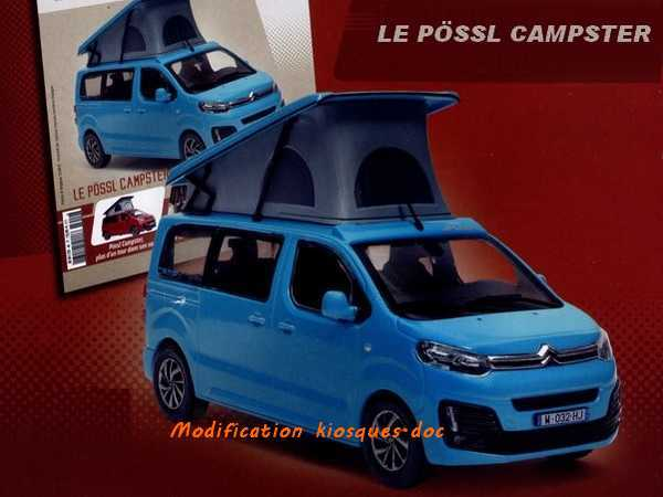 """2016 - Hachette Collections > """"Passion CAMPING-CARS"""" >> 2017 - Page 2 N57-po10"""