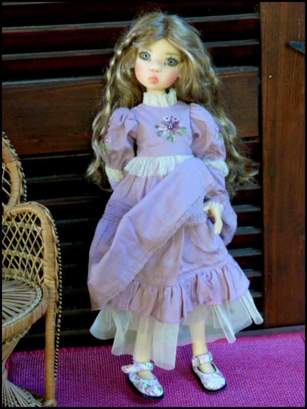 ma Miki Ophelie  dans son boudoir et en mauve P2 - Page 2 P1480023