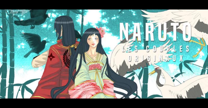 Naruto : Les Couples Originaux