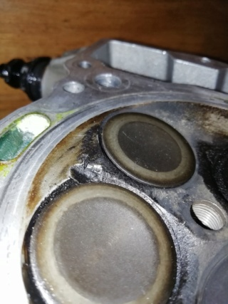 KTM SXF 450 2007 - Démontage moteur Soupap10
