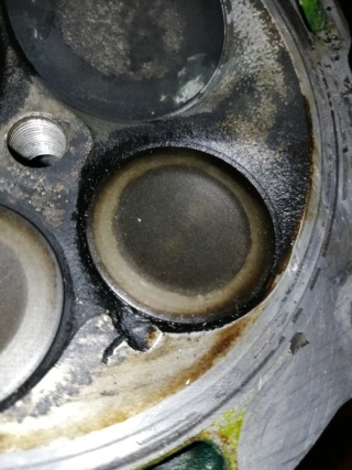 KTM SXF 450 2007 - Démontage moteur Soupap11