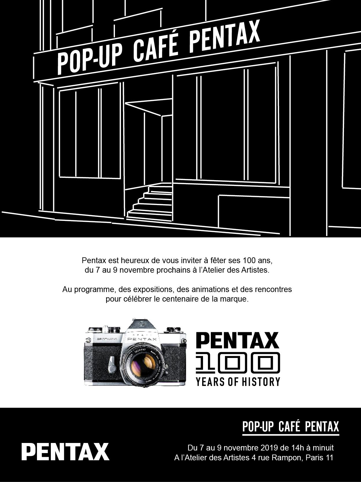 100 ans de la marque PENTAX évènement Paris 07 au 09 Novembre 2019 2019-110