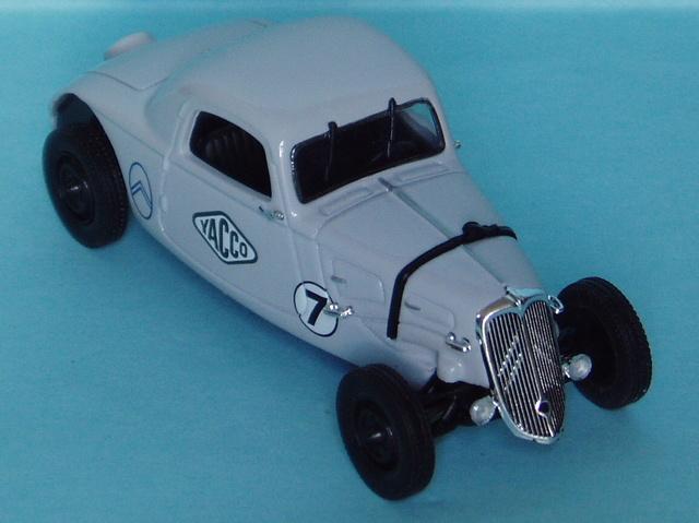 """Une Traction Citroën """"7S"""" parcourt 16 000 km en 6 jours 1934_f10"""