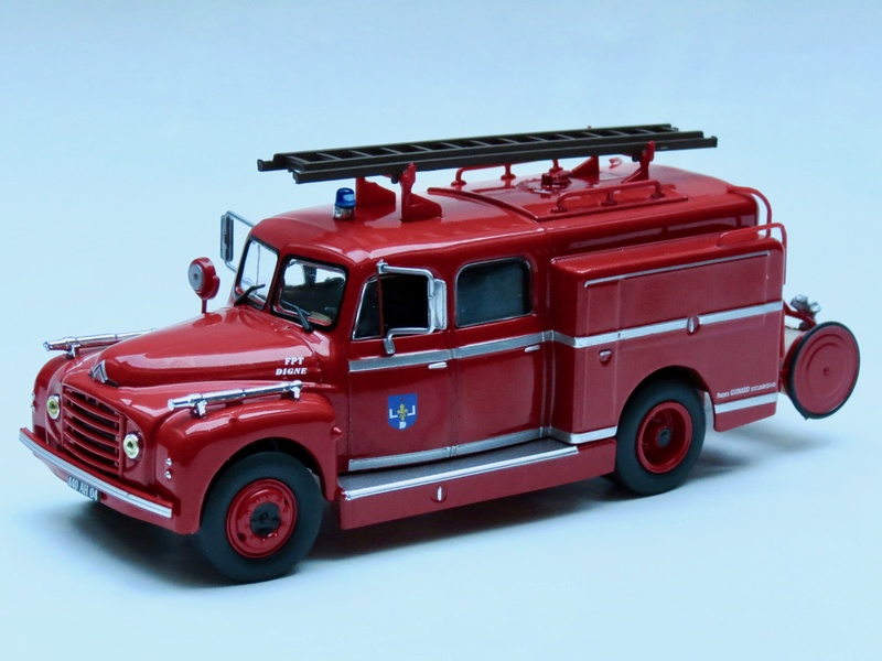 """2011 - Hachette Collections > """"Camions et véhicules de Sapeurs Pompiers au 1/43"""" >> 2014 - Page 2 1958_t10"""