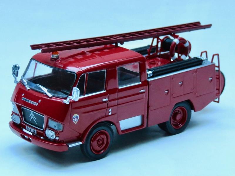 """2011 - Hachette Collections > """"Camions et véhicules de Sapeurs Pompiers au 1/43"""" >> 2014 - Page 2 1972_t10"""