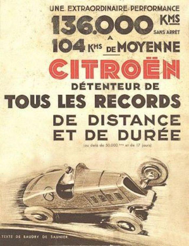 """Les """"Rosalie"""" Citroën des records YACCO Citroy11"""