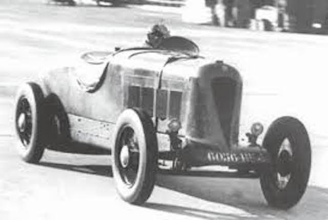 """Les """"Rosalie"""" Citroën des records YACCO Images10"""
