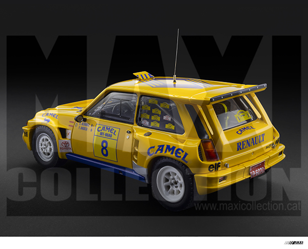 Nouvelle kit resine Renault 5 Maxi Turbo  - Page 2 Camel_11