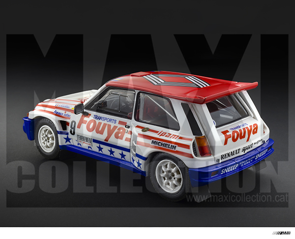 Nouvelle kit resine Renault 5 Maxi Turbo  - Page 2 Fouya_10
