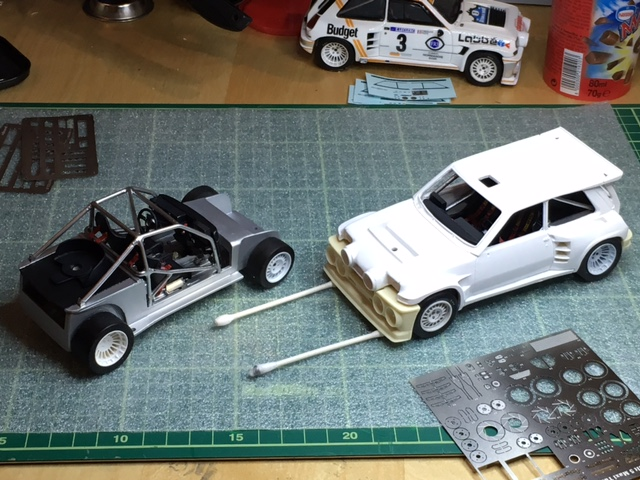 Nouvelle kit resine Renault 5 Maxi Turbo  - Page 2 Maxico11
