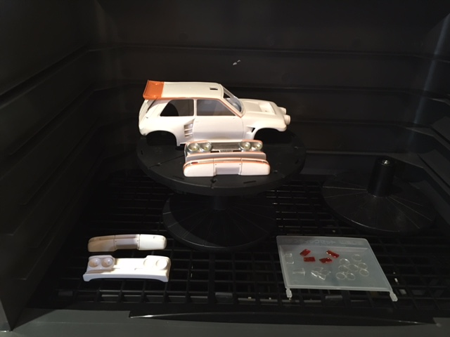 Nouvelle kit resine Renault 5 Maxi Turbo  - Page 2 Maxico13