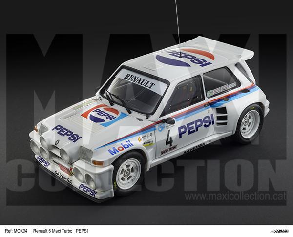 Nouvelle kit resine Renault 5 Maxi Turbo  - Page 2 Pepsi_10