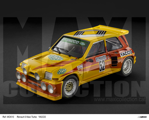Nouvelle kit resine Renault 5 Maxi Turbo  - Page 2 Yacco_10