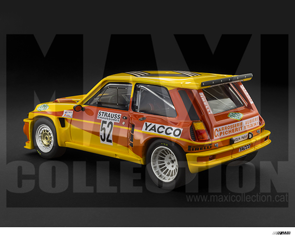 Nouvelle kit resine Renault 5 Maxi Turbo  - Page 2 Yacco_11