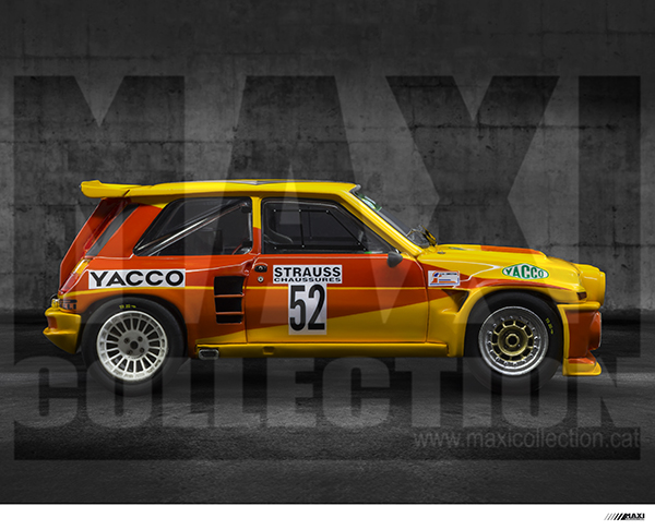 Nouvelle kit resine Renault 5 Maxi Turbo  - Page 2 Yacco_12