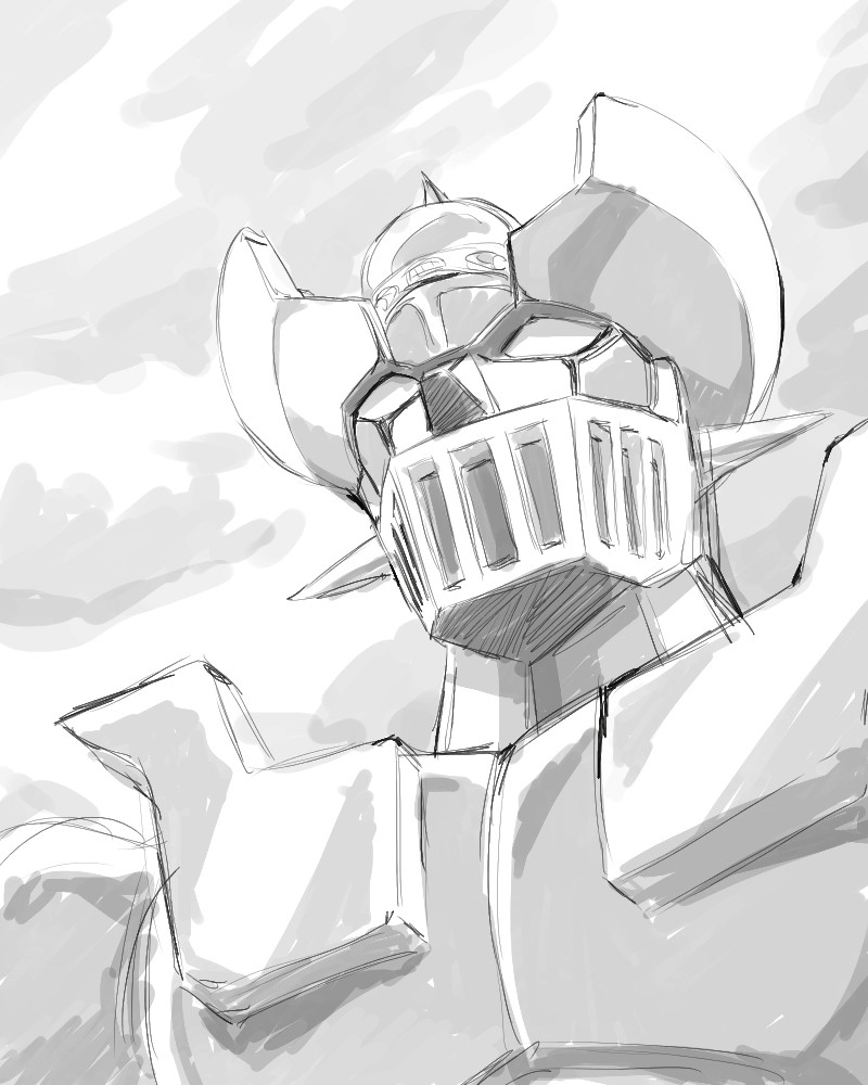 Mazinger Z  Fan-arts - Page 16 12824310