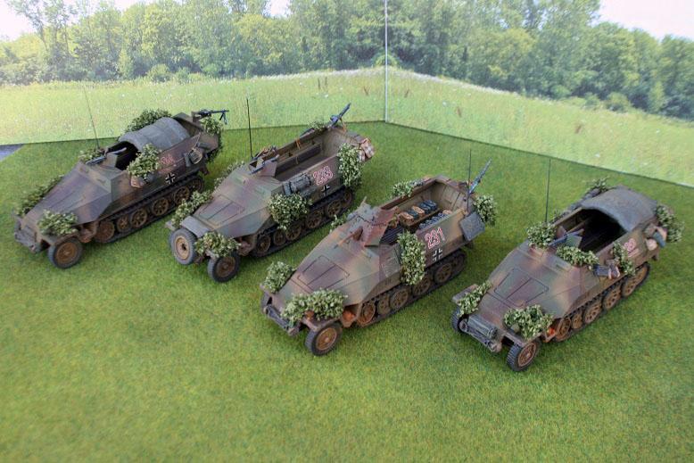 Mes grenadiers de la wehrmacht (Late) 111