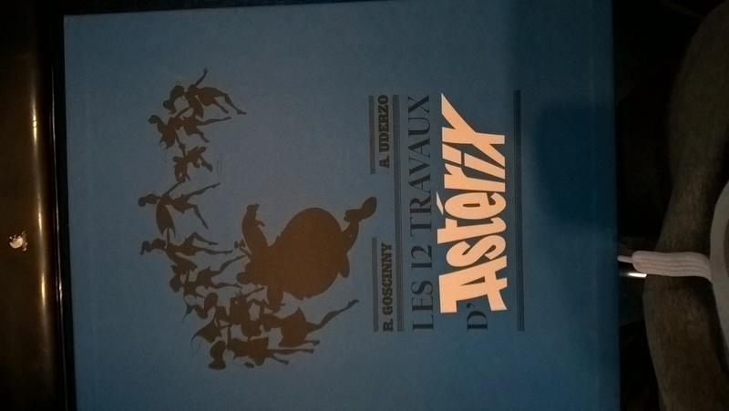 Les 12 travaux d'Astérix - Réédition 19 octobre 2016 - Page 2 Wp_20122