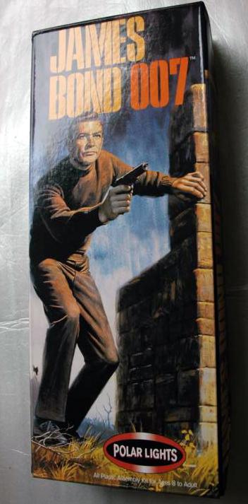 James Bond 007 in 1/8 von Polarlights Bo110