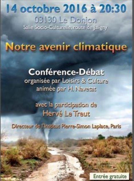 Conférence sur le climat Conf10