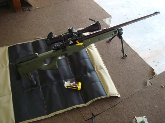 US Small Bore (22lr) History : Remington: 513 T, Mod 37, 40x  VS  Winchester 75, 52 - Page 7 Dsc02011