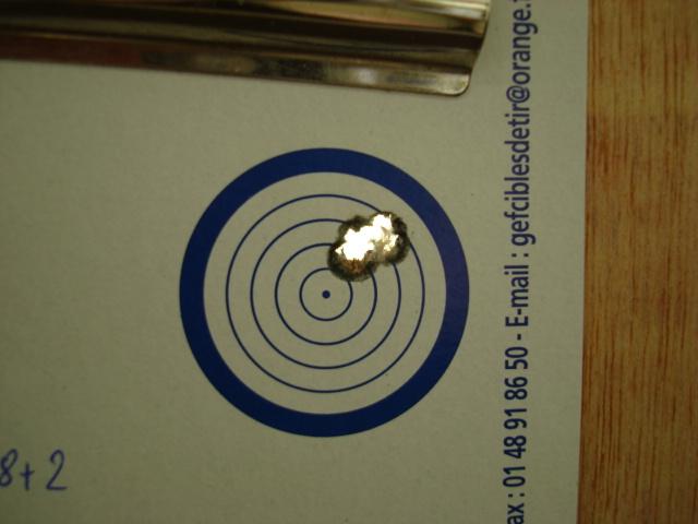US Small Bore (22lr) History : Remington: 513 T, Mod 37, 40x  VS  Winchester 75, 52 - Page 7 Dsc02012