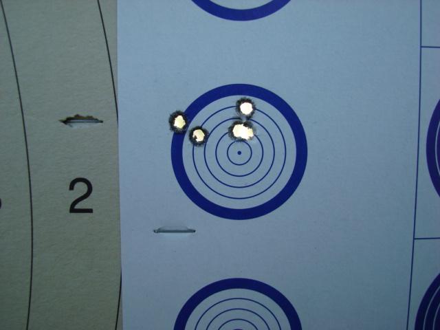 US Small Bore (22lr) History : Remington: 513 T, Mod 37, 40x  VS  Winchester 75, 52 - Page 7 Dsc02015