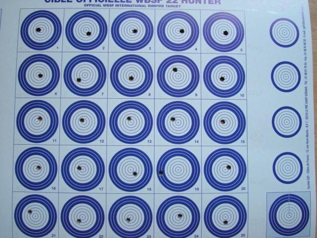 US Small Bore (22lr) History : Remington: 513 T, Mod 37, 40x  VS  Winchester 75, 52 - Page 7 Dsc02019