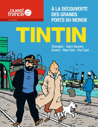 tintin à la découverte des grands ports  Couv_t10
