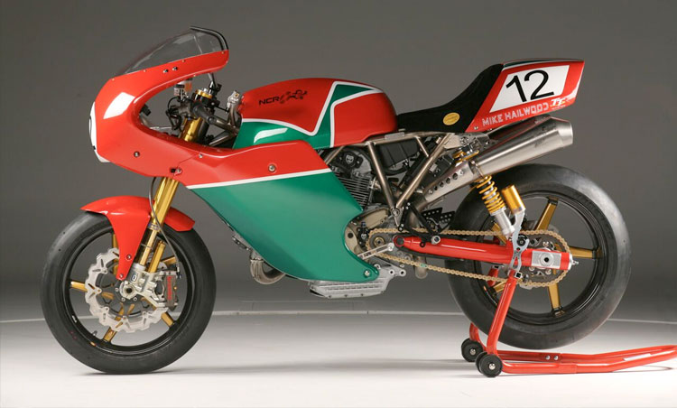 """nouvelle"" version mike hailwood Ncr-0310"