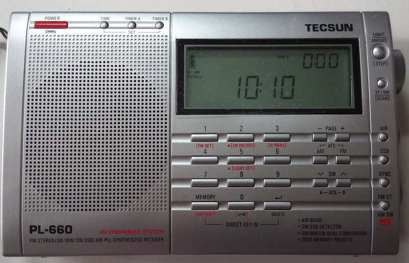 Radio Tecsun13