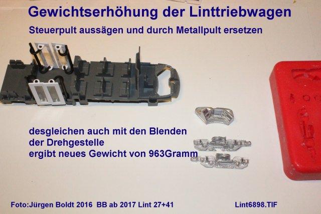 Bauberichte ab 2017 Lint6815