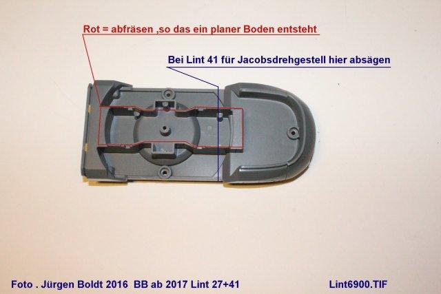 Bauberichte ab 2017 Lint6910