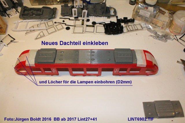 Bauberichte ab 2017 Lint6916