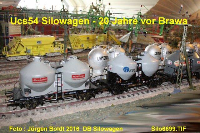 Bauberichte vor 2006  Silo6610