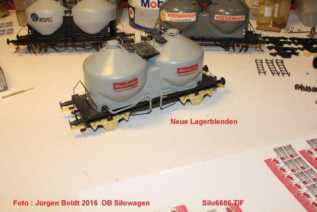 Bauberichte vor 2006  Silo6613