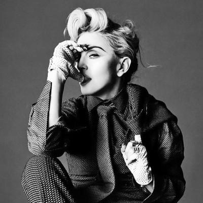 Le Bédéphage Music Hall of Fame Madonn10