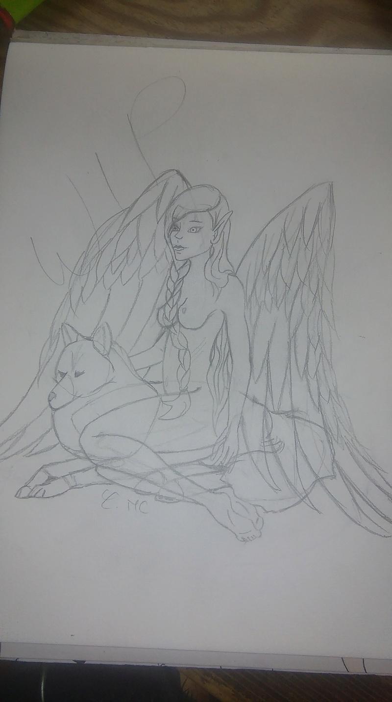 [En pause] l'ange amie des loups a dent de sabre Imag0912