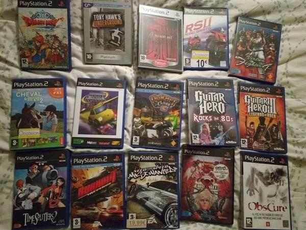 Voici ma collection de jeux. Img_2015