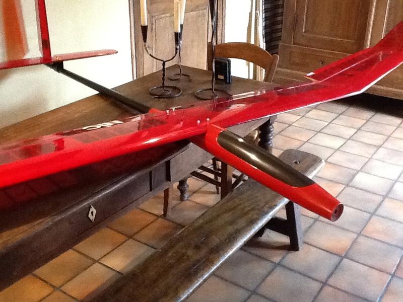 Planeur f5j  3.75m Heather hobby king Image33