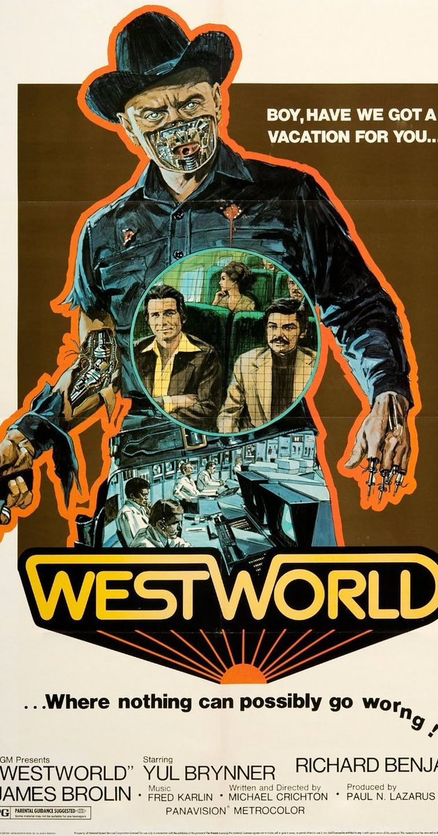 Mondwest (Westworld) Mv5bmj10
